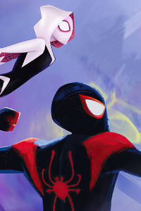 King Pin Vs Spiderman And Gwen Stacy