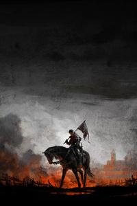 Kingdom Come Deliverance Game Artwork