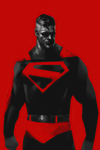 1125x2436 Kingdom Come Superman 4k