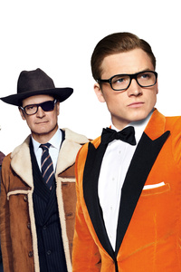 480x854 Kingsman The Golden Circle 8k