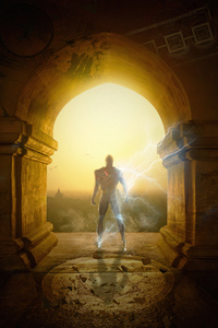 720x1280 Knightmare Flash Zack Synders Justice League 5k