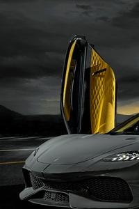 2160x3840 Koenigsegg Gemera 2020