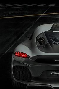 1080x2280 Koenigsegg Gemera Rear
