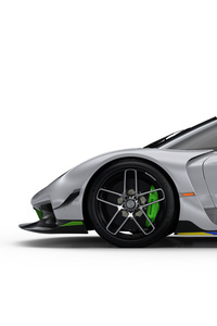 1440x2560 Koenigsegg Jesko 2019 12k