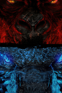 Kong From Godzilla Vs Kong Poster
