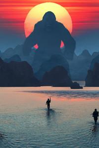Kong Skull Island HD