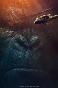 320x568 Kong Skull Island
