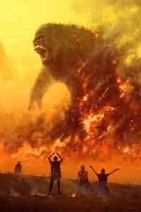1440x2560 Kong Skull Island Movie 4k