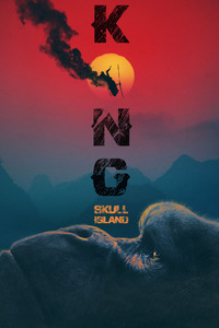 1280x2120 Kong Skull Island Movie