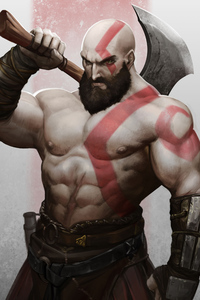 1080x1920 Kratos Arts