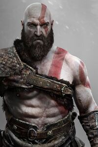 480x800 Kratos God Of War