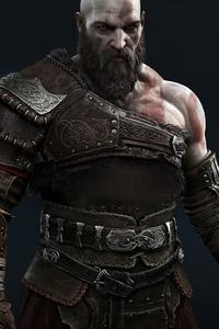 540x960 Kratos God Of War Ragnarok