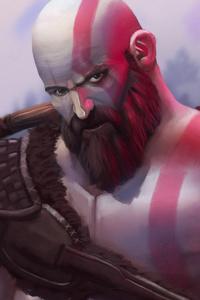 750x1334 Kratos Hammer