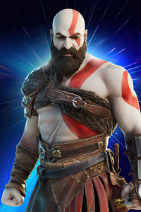 1080x2160 Kratos In Fortnite Chapter 2 Season 5