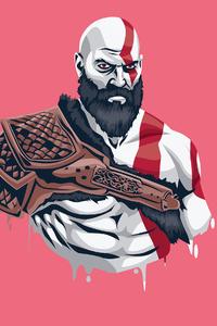 Kratos Minimalism 4k