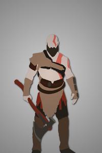Kratos Minimalism