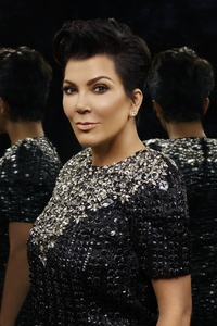 1242x2688 Kris Jenner Keeping Up With The Kardashians Season 14 5k