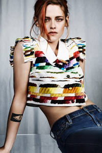 Kristen Stewart American Actress
