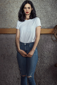Krysten Ritter For Emmy Magazine