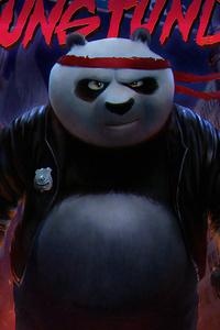 Kung Fu Panda 4k