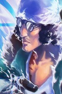 Kuzan One Piece Anime 4k