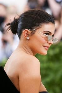 Kylie Jenner At Met Gala