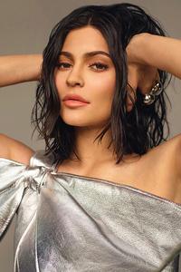 1125x2436 Kylie Jenner Glamour Uk Photoshoot