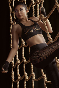 Kylie Jenner Puma 4k