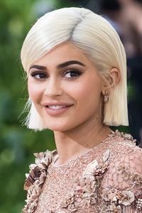 Kylie Jenner Smile
