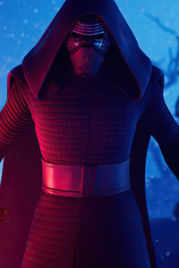 750x1334 Kylo Ren In Fortnite