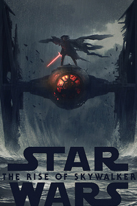 480x854 Kylo Ren In Star Wars