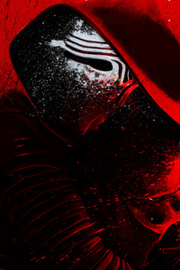 750x1334 Kylo Ren Star Wars Hd
