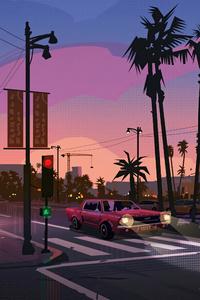 800x1280 La Street