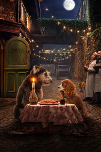 480x800 LADY AND THE TRAMP 2019