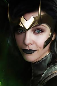 320x480 Lady Loki