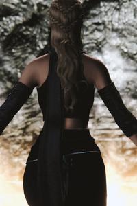 320x568 Lady Of Dragonstone Skyrim SE