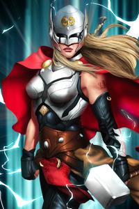 Lady Thor 2021