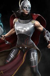 Lady Thor 4k