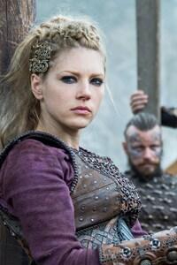 Lagertha Vikings Season 4