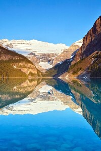 Lake Louise Reflections