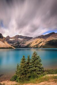 Lake Mountains Nature