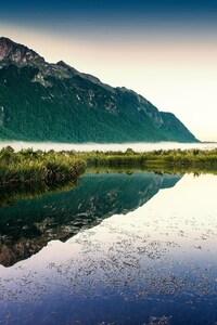 1080x1920 Lake Sunlight