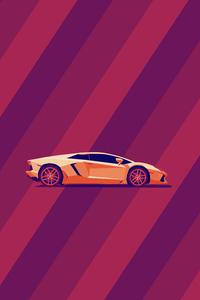 Lamborghini Abstract 5k