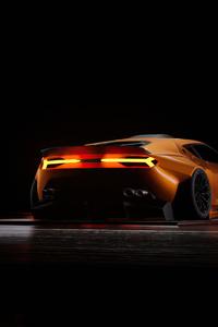 Lamborghini Asterion 4k