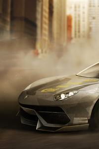 480x854 Lamborghini Asterion