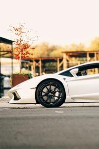 Lamborghini Aventador 5k 2019
