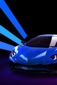 Lamborghini Aventador 8k