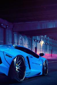 Lamborghini Aventador Airrex Porgaito