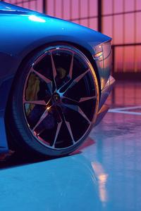 2160x3840 Lamborghini Aventador Dione Forged