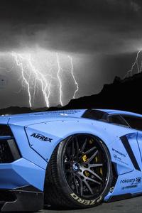 Lamborghini Aventador LB Performance